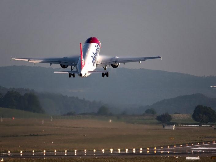 Geschehen am Flughafen Zürich
